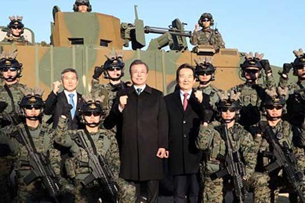 """북한, 한미연합훈련 계획에 """"군사합의 파기행위"""" 비난"""