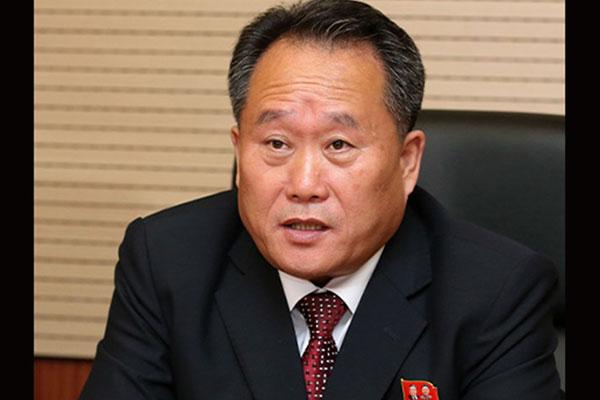 北韩任命李善权为新任外务相