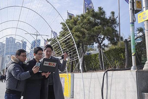 韩三家移动通信公司拟今年上半年启动5G独立组网商用化
