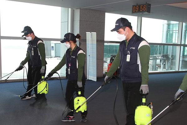 Se fortalece vigilancia sobre neumonía atípica en Aeropuerto Internacional de Incheon