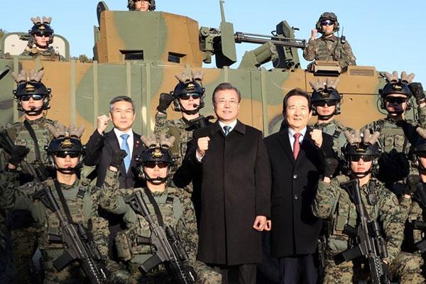 北韩:韩美联合军演计划打破了南北韩军事协议