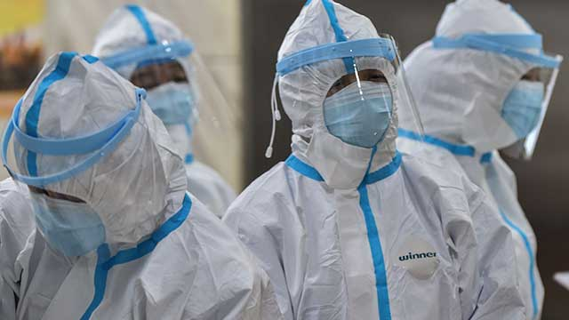 Wuhan Virus Death Toll Hits 56 in China