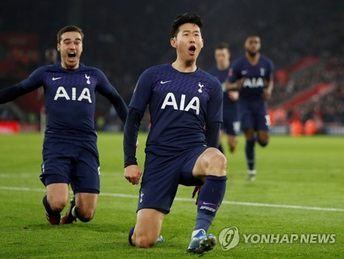 Son Heung-min Scores for Second Consecutive Game