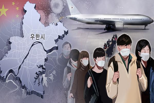 武漢に30日と31日チャーター機を派遣 丁国務総理