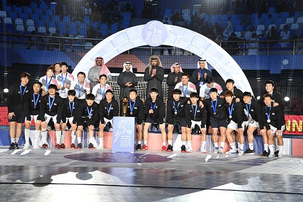 Handball : les sud-Coréens vice-champions d'Asie