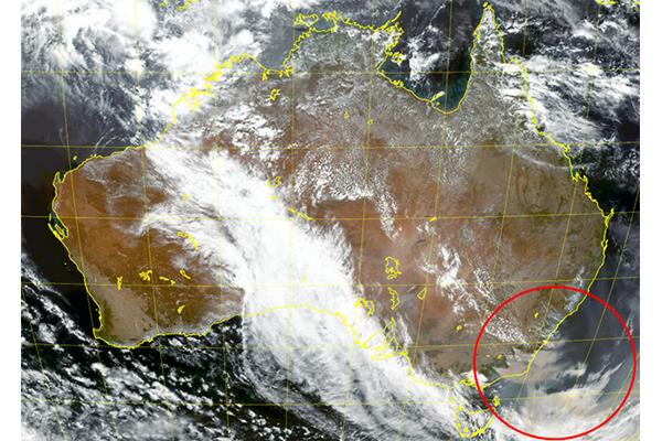 Le satellite Cheollian-2-A va surveiller les incendies en Australie