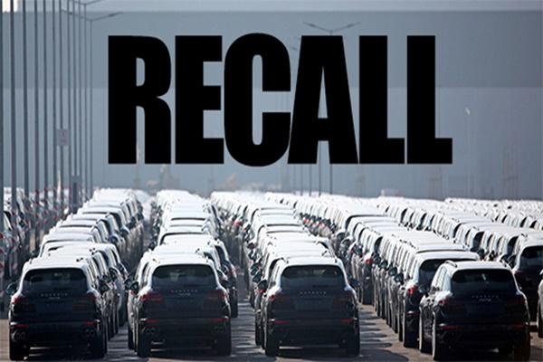В РК ежегодно отзывают более 2 млн автомобилей