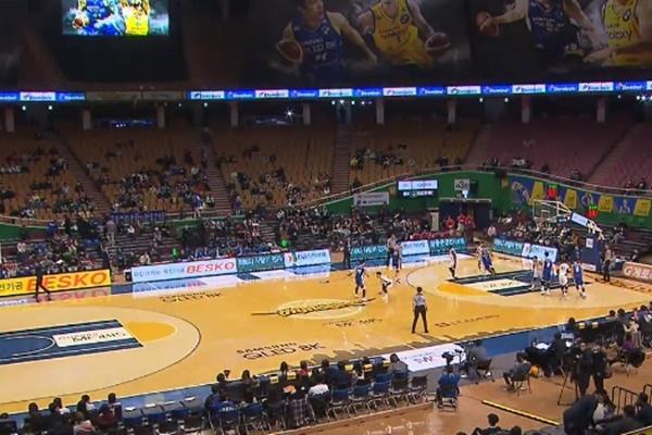 Pertandingan Bola Voli dan Bola Basket Profesional Korsel Siapkan Langkah Pencegahan Virus Corona Baru