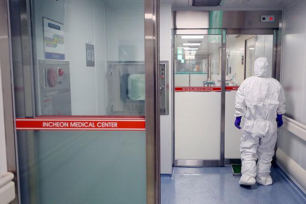رصد سابع حالة إصابة مؤكدة بفيروس كورونا الجديد في كوريا