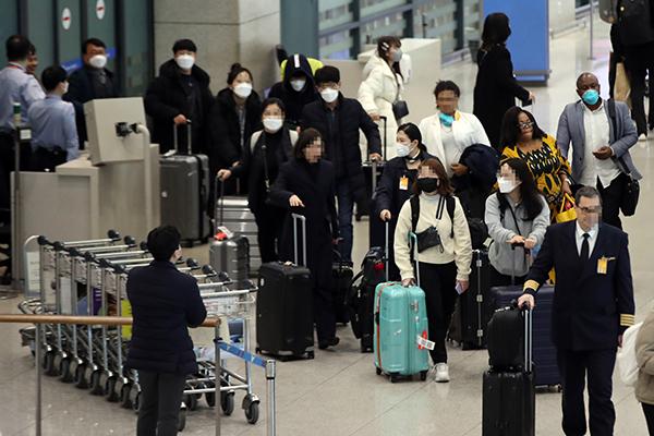 Südkorea untersagt wegen COVID-19 über 9.000 Menschen Einreise