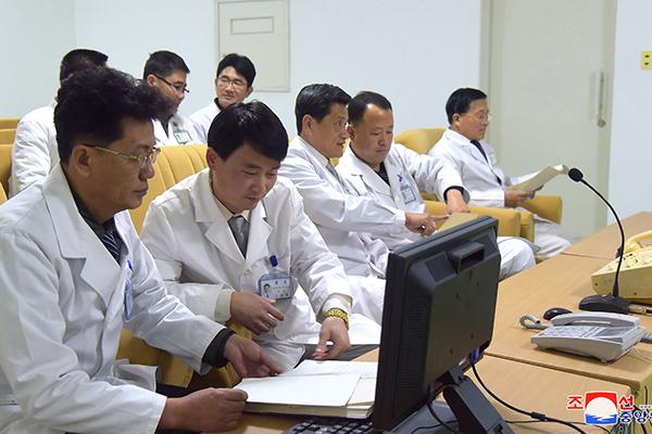 Korut Kerahkan 30 Ribu Staf Medis Setiap Harinya untuk Periksa Kesehatan Penduduknya