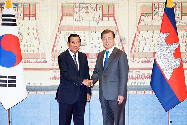 РК и Камбоджа начнут переговоры по соглашению о свободной торговле