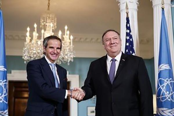 """Tổng giám đốc IAEA: """"Mỹ không từ bỏ đàm phán phi hạt nhân với Bắc Triều Tiên"""""""