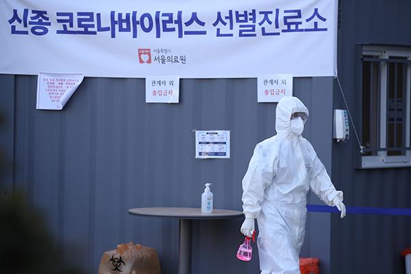 新型肺炎の検査対象を拡大 中国渡航歴なくても対象になる