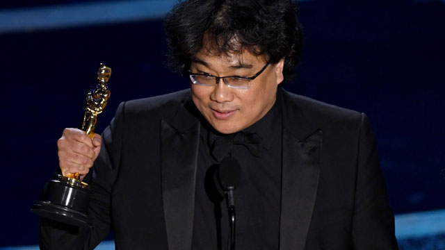 'Parasite' Wins Best Picture at 92nd Academy Awards, Makes History