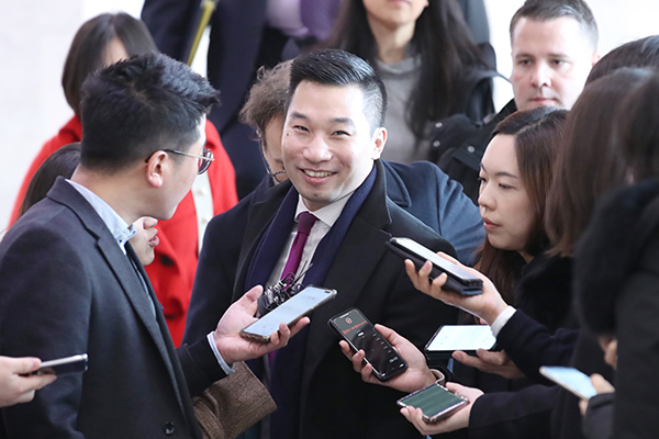 سيول وواشنطن تنسقان بشأن التعاون بين الكوريتين