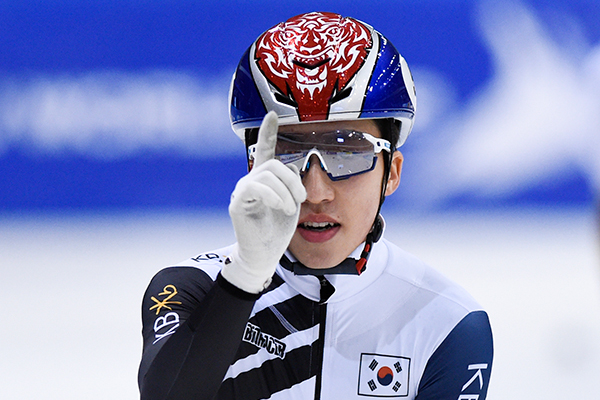 Patinage de vitesse : triple victoire pour Park Ji-won sur courte piste à la Coupe du monde ISU