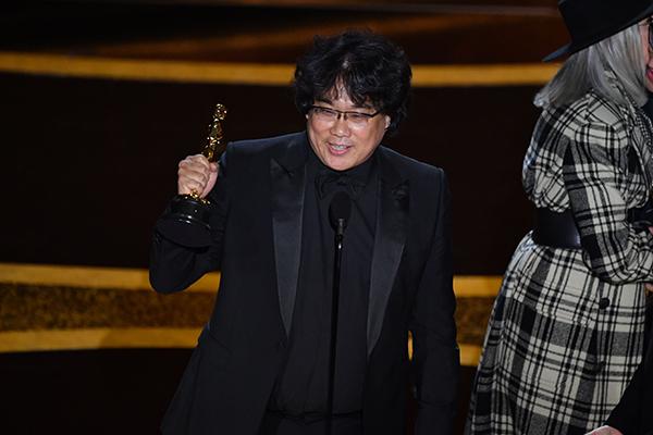 'Parásitos' hace historia en Corea con cuatro Premios Óscar