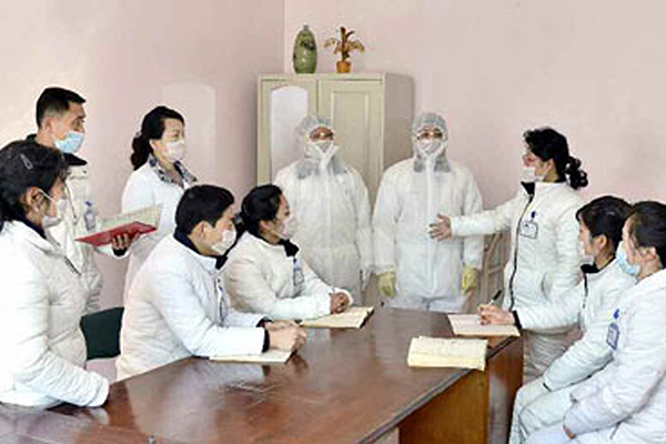 Pyongyang recommande de ne pas utiliser le nom de « Wuhan » pour parler du nouveau coronavirus