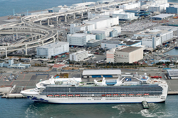 S. Korea to Repatriate Nationals from Cruise Ship in Japan