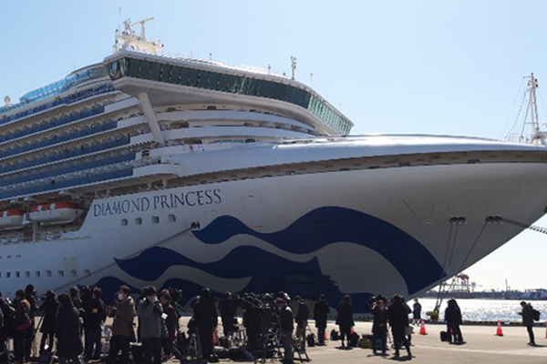 Seoul Unlikely to Plan Rescue Evacuation for S. Koreans on Quarantined Cruise in Japan