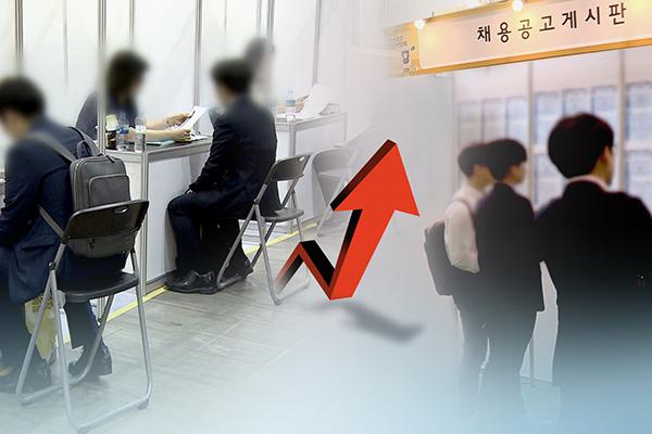 كوريا الجنوبية تضيف 568 ألف وظيفة في يناير
