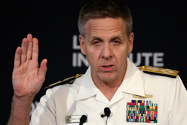 US Commander Accuses China of Undermining Indo-Pacific Stability
