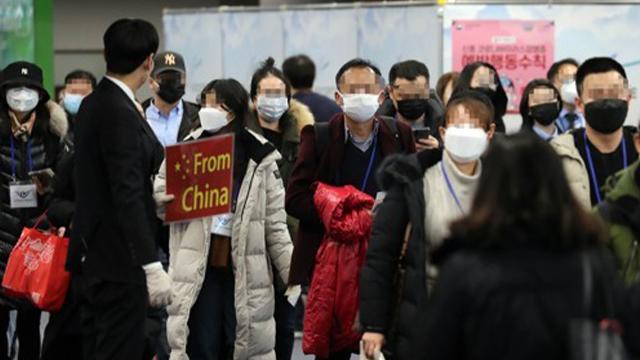 Zahl chinesischer Besucher nach Corona-Ausbruch um 62 Prozent gesunken