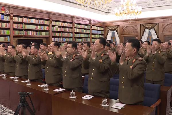 La Corée du Nord nomme un nouveau chef de la sécurité