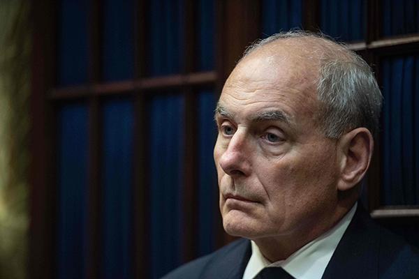 前白宫办公厅主任批判特朗普对北韩政策