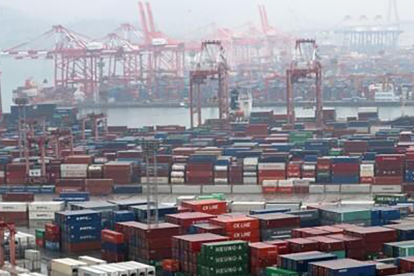 S. Korea's Export Prices Fall 0.8% in January