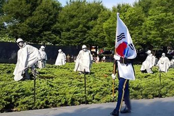 Korsel Kirim Biaya Pembangunan Tembok Peringatan untuk Pahlawan yang Gugur dalam Perang Korea