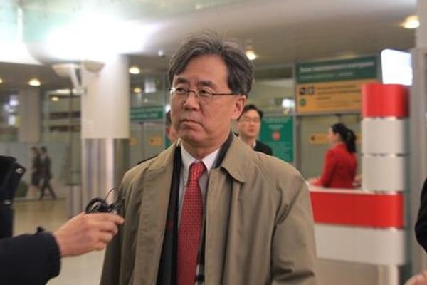 青瓦台の高官が訪露 南北協力事業について協議か