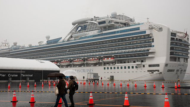 70 New Coronavirus Cases Reported on Japan Cruise Ship