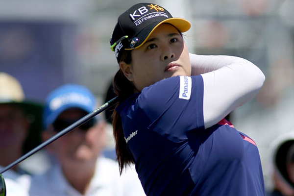 Golf féminin : Park In-bee remporte son 20e titre
