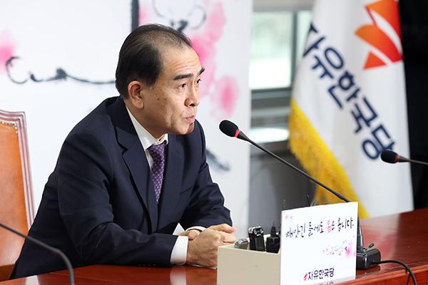 Ex-N. Korean Diplomat Says He's Prepared for Pyongyang Attacks
