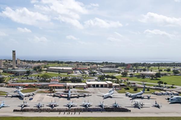 공군, 괌 인근 '콥 노스' 훈련에 수송기 2대·30여명 참가