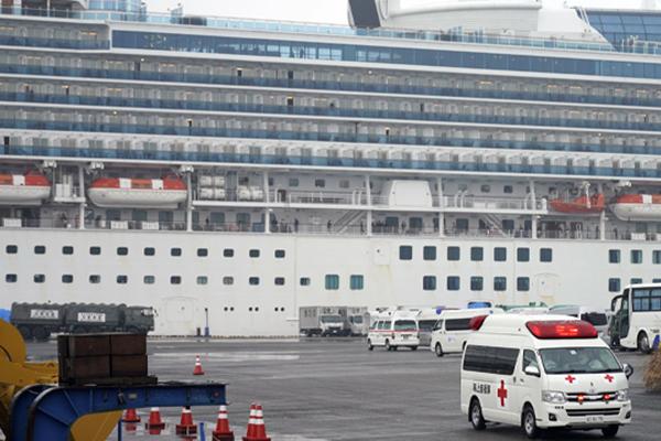 Korsel Pertimbangkan Evakuasi Warga Korsel di Kapal Pesiar Diamond Princess, Jepang