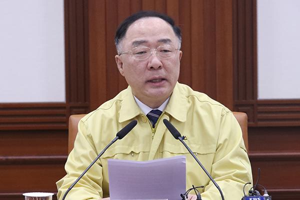 洪楠基:将为廉价航空公司提供最多3000亿韩元紧急融资