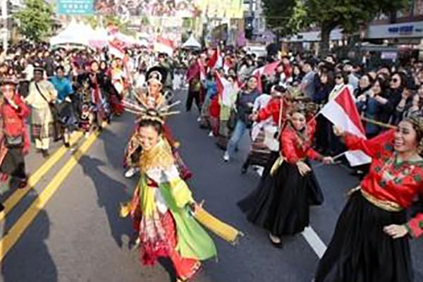 La Corée du Sud recense pour la première fois plus de 2,5 millions d'étrangers