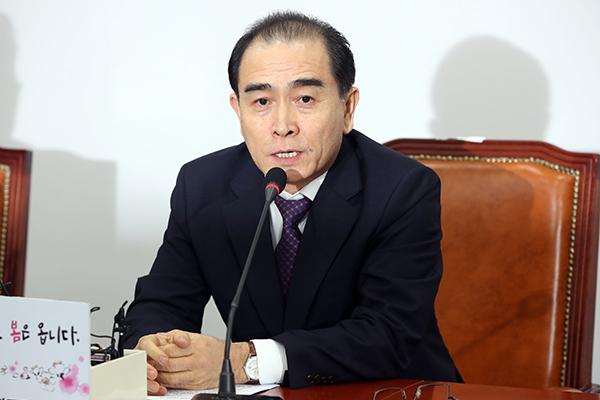 亡命の元駐英北韓公使 北韓関連組織からスマホハッキング被害