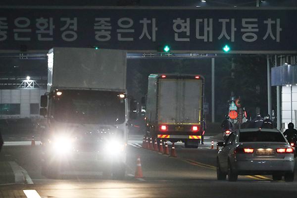 현대차 울산공장 휴업 13일 만에 전 공장 재가동