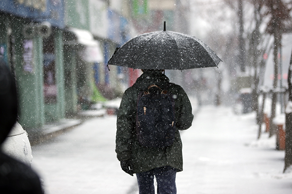 Heavy Snow Expected to Hit Central Region
