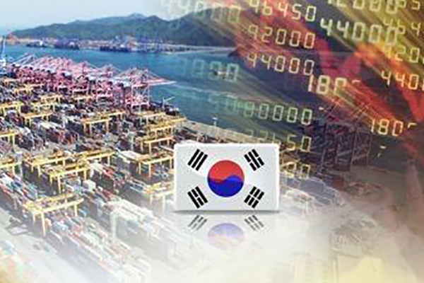 تراجع الصادرات الكورية بنسبة 10% العام الماضي