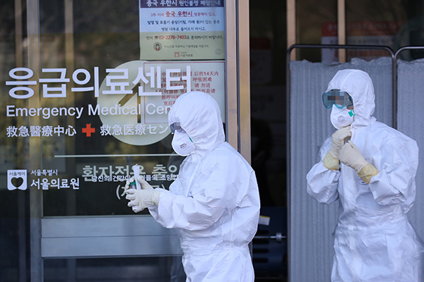 KCDC Chief: COVID-19 Outbreak Entering New Phase in S. Korea