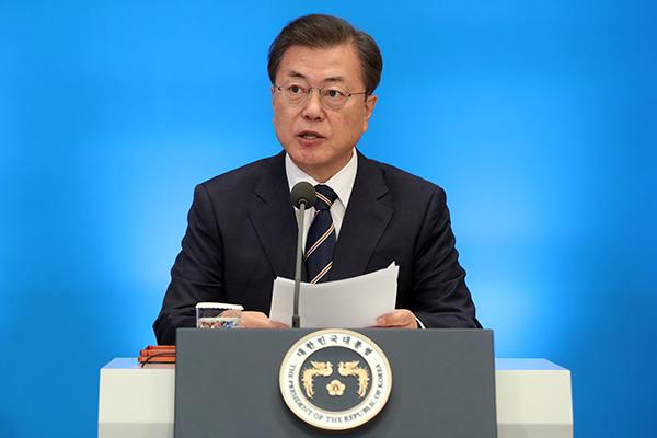 Президент РК призвал минимизировать экономический ущерб от вируса COVID-19
