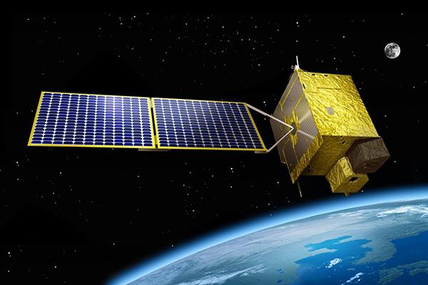 Südkorea startet geostationären Umweltsatelliten