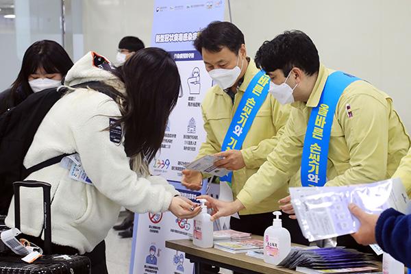 한국 입국 취소하는 중국 유학생 증가…3만4천명 아직 중국에