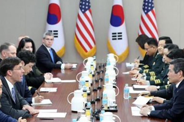 В Вашингтоне состоится встреча министров обороны РК и США