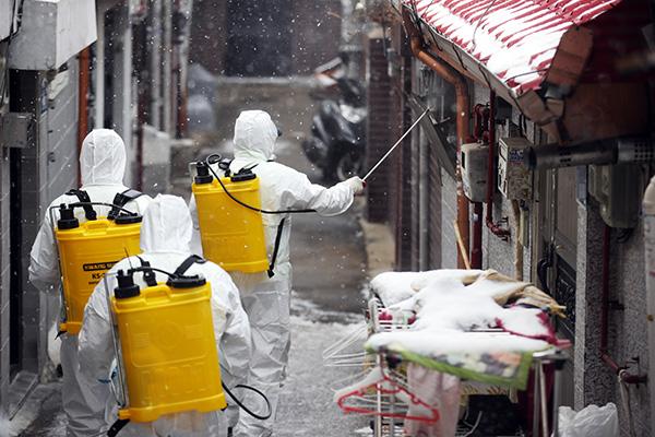 Мэрия Сеула опубликовала меры минимизации ущерба от вируса COVID-19